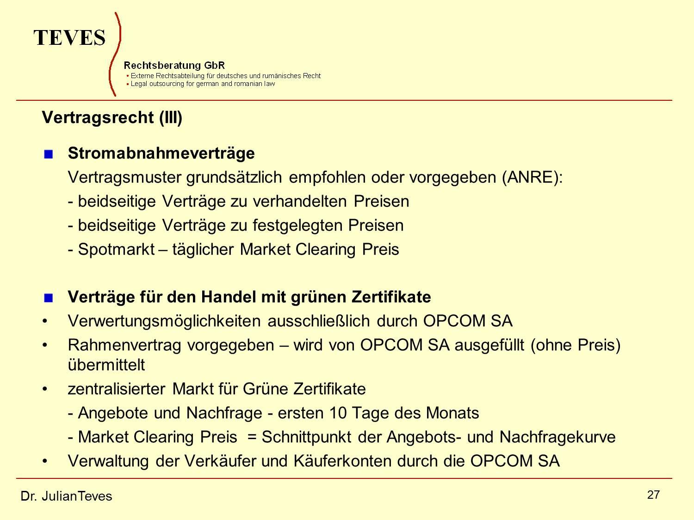 German Energy Solutions Gesellschaftsrecht Und Rechtliche