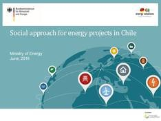 Social approach for energy projects in Chile (auf Englisch)