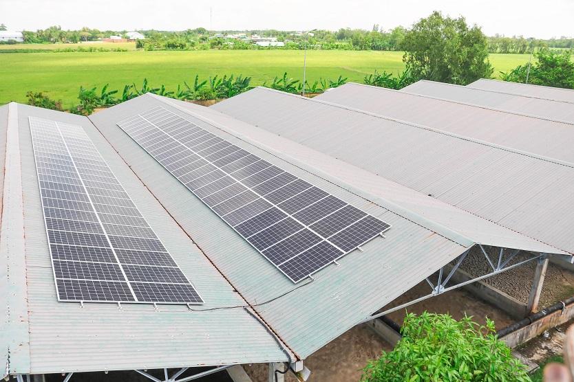 dena-RES-Projekt in Vietnam aus dem Jahr 2018