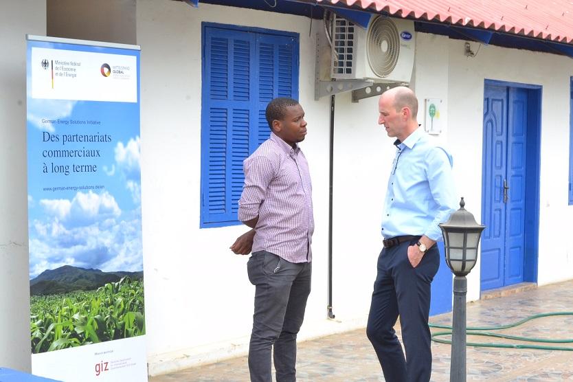 German Training Week in Senegal