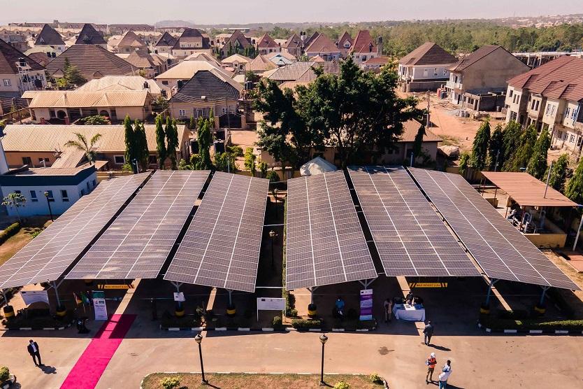 Solar-Hybrid-System in Nigeria