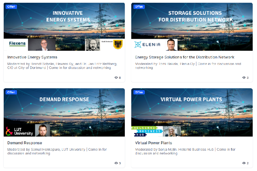 VA-Bericht Energie-Geschäftsreise Finnland