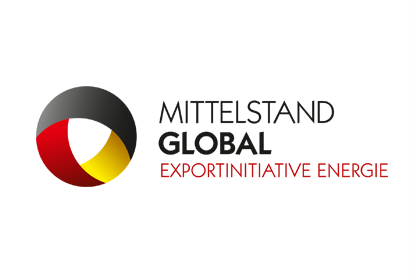 "Logo ""Mittelstand Global Exportinitiative Energie"""