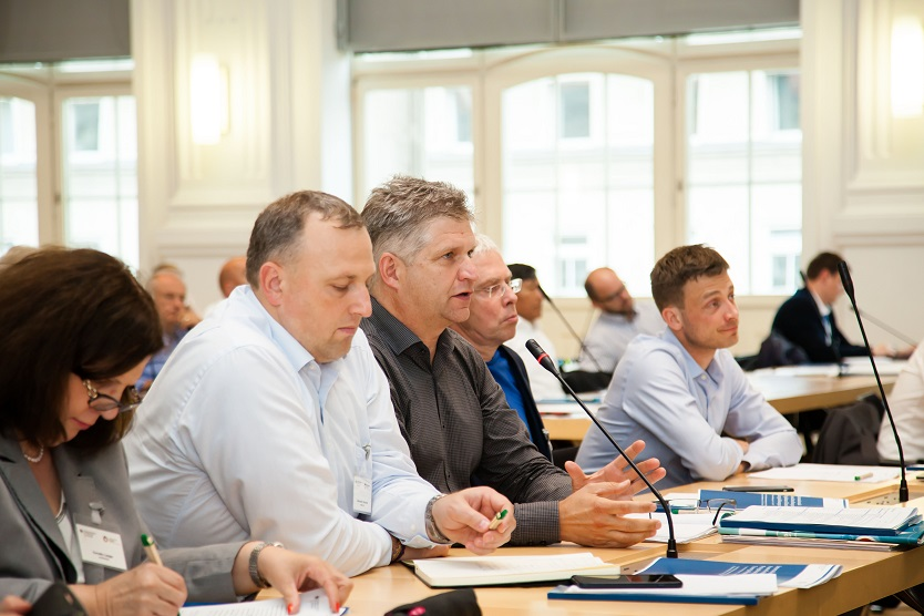 """Impression der BMWi-Fachveranstaltung """"Internationale Ausschreibungen für Projekte klimafreundlicher Energielösungen"""""""