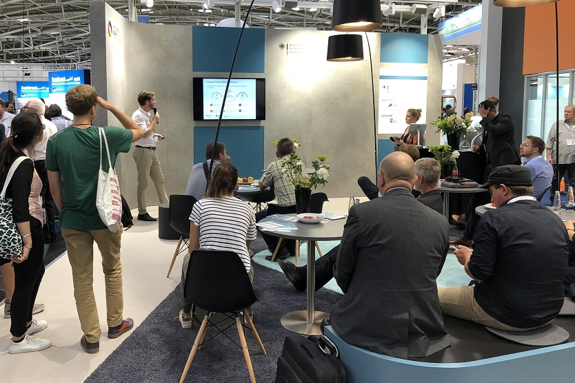 Exportforum der Exportinitiative Energie auf der Intersolar 2018