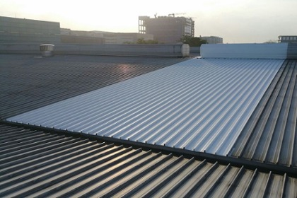 SICC Thermo Active Roof Coating - Caterpillar Asia