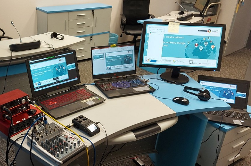 Behind the scenes der digitalen Fachkonferenz Kroatien