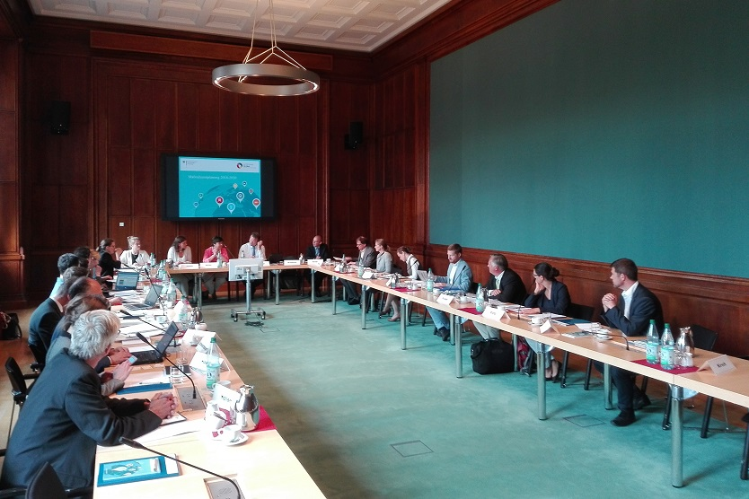 Meeting of the advisory council of the German Energy Solutions Initiative