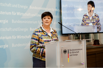 Christina Wittek, Head of Division, German Energy Solutions Initiative, BMWi
