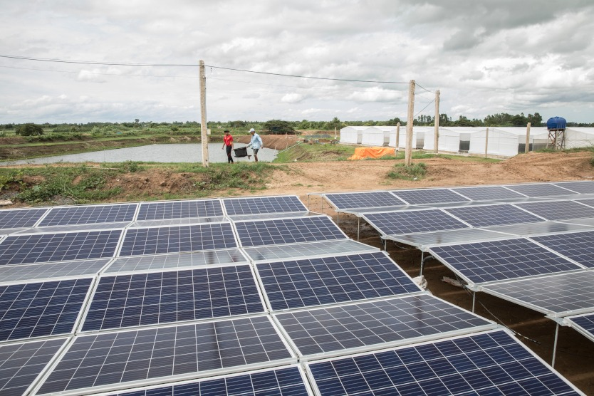Companies in remote areas without grid connection rely on self-sufficient power generation.