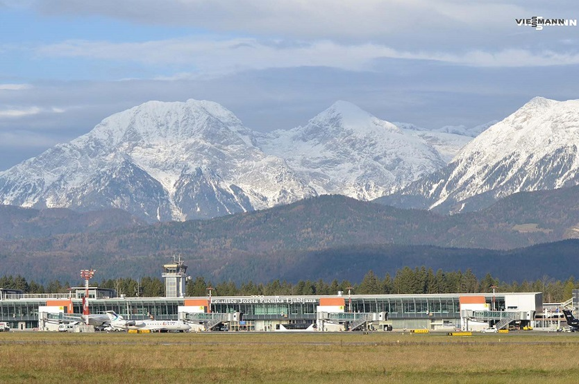 Central Energy System, airport Jože Pučnik Ljubljana
