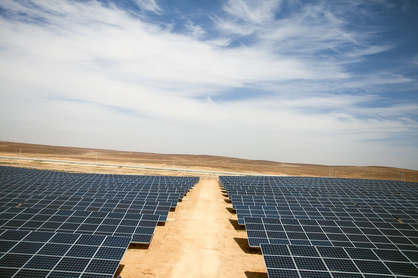 Azraq, the world's first refugee camp powered by renewable energy
