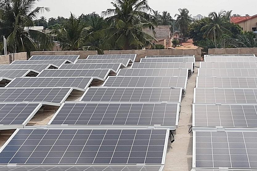PV plant Togo